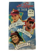 A League of Their Own VHS Brand New Sealed Madonna Tom Hanks 1992 Baseball - $8.79