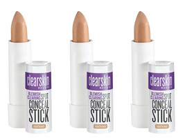3 x Avon Clearskin Clearskin Blemish Clearing Spot Conceal Stick Conceal... - $19.99