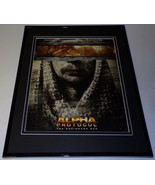 Alpha Protocol Espionage 2009 Framed 11x14 ORIGINAL Advertisement - $34.64