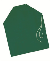 Bib Apron, Green, 48L x 38W in - $27.28