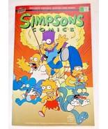 SIMPSONS COMICS #5 ~ Bongo, 1994 ~ Itchy & Scratchy, Bartman...W / Tradi... - $3.95