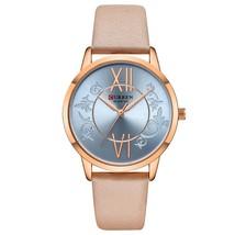 Watches Women 2019 CURREN Fashion Creative Analog Quartz Wrist Watch Reloj Mujer - $27.01