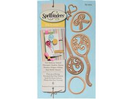 Spellbinders Die D-Lites Fun on a String Die Set #S3-224