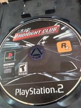 Sony PS2 Midnight Club: Street Racing image 3