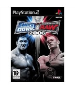 WWE Smackdown Vs Raw 2006 PS2 (Playstation 2) - Free Postage - UK Seller - $4.93