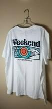 Goodfellow & Co Mens Graphic T-Shirt 2XL New Weekend Adventures - £11.47 GBP