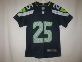 8f3f98c02 Nike Nfl Seattle Seahawks  25 Richard Sherman Blue Jersey Size Youth Small  8 -  16.78