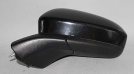 13 14 15 16 17 18 Ford Fusion Left Black Driver Side Power Door Mirror Oem - $197.99