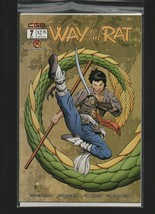Way of the Rat #7 - December 2002 - Crossgen Comics - Chuck Dixon, Jeff ... - $1.86