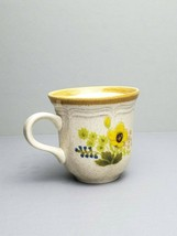 Mikasa Garden Club Ceramic Coffee Mugs Fresh Floral Japan USED HOM016-4 - $6.50