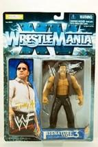 WWF The Rock Wrestlemania 1998 Wrestling action figure NIB Series 3 JAKK... - $18.55