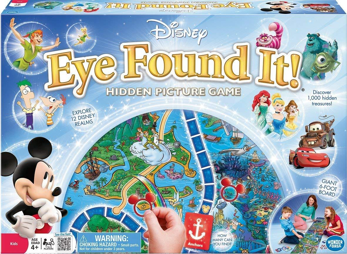 Primary image for Disney Eye Found It Observation Game