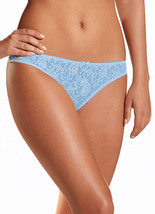 Jockey 2035 Women's Floral Lace Low Rise Thong Underwear - $6.50