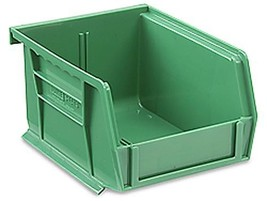 "Green Stackable Storage Bin 5-1/2""(L) x 4""(W) x 3""(H) - Lot of 24 (S-124... - $71.14 CAD"