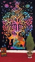 Wall Hanging Hippie Mandala Tapestry Indian Ethnic Decor Bohemian Twin B... - £11.76 GBP