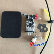 Carburetor Carb Kit For Walbro WYA-56-1 with Fuel Line Kit & Gasket - $45.60