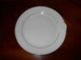 "Hutschenreuther Jeunesse Bread Plate 6 1/4"" - $6.88"