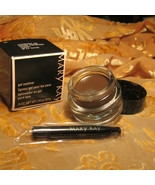 Mary Kay Espresso Ink Gel Eyeliner with Expandable Brush.15 oz NEW NIB 1... - $11.00