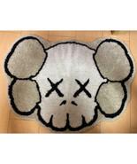 KAWS Original Fake x G1950 Skull Rag Mat medicom toy Genuine Rare - $899.99