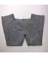 J. Crew Women's Size 8R Gray Straight Dress Pants - $19.78