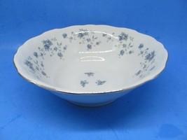 Johann Haviland Fine China Blue Garland Vegetable Serving Bowl Read Desc... - $18.62