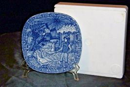 Sweden 1970 Limited Edition Christmas Plate by Julen Rörstrand  AA20-CP2313 Vint image 3