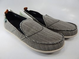 Spenco Siesta Size US 9 M (D) EU 42.5 Men's Slip On Casual Loafer Shoes Ash Grey