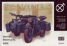*Master box 1/35 German BMW-R75 military sidecar - $36.23