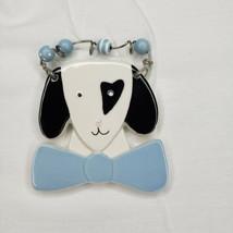 Department 56 Sandra Magsamen Dog Ceramic Ornament   - $8.59