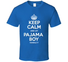 Keep Calm Let Pajama Boy John Tavares Handle It Toronto Hockey Fan T# Shirt - $19.99