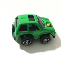 Green Diecast Mini Car #4 Car  China  - $7.87