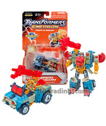 "Year 2004 Hasbro Transformers Energon Omnicon Class 4"" Figure ENERGON ST... - $59.99"