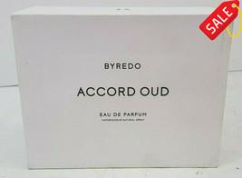 Byredo Accord Oud Eau de Parfum EDP 100 ml  3.4 oz For Unisex Authentic NEW! - $89.90