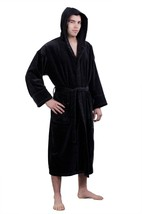 100% Turkish Cotton Adult Hooded Terry / Velour... - $37.63