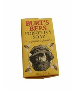 Burt's Bees Poison Ivy Soap Small Bar Travel Size .80oz - $23.28