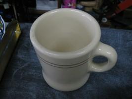 vintage  Restaurant ware wallace 6-w china  mug los angeles .,.,.//720 - $24.00