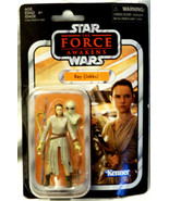 Star Wars Vintage Collection Rey 3 3/4-Inch Figure Hasbro Force Awakens - $9.49