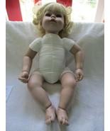 "Adora toddler #2020924 blond, F11, shy 20"" beautiful - $40.00"
