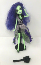 Monster High Amanita Nightshade Gloom and Bloom Doll w/ Stand + Brush - $29.99