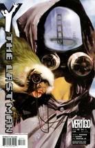 Y: THE LAST MAN #27 of 60 2002/08 Vertigo/DC 9.0 VF/NM Uncertified Brian Vaughan - $5.49