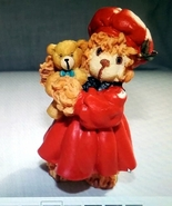 1995 House of Lloyd The Bearsley Family Collection Penelope with Teddy F... - $8.00