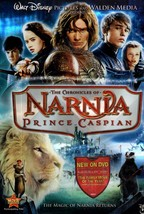 "Walt Disney ""The Chronicles of Narnia Prince Caspian - DVD - $10.00"
