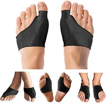 Copper Compression Bunion Cushions & Bunion Corrector Relief Sleeve for Women &