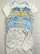 Unisex Boy/Girl Gown Sleep Sack Pajamas 0-3 mos Lot 3 Circo +1 Childrens... - $9.99