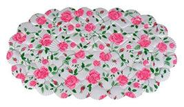 Children Cotton Shell Bath Mat Bathroom Mat Bathr Mat Non-slip Mat Rose