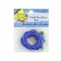 Cord Necklace/Bracelet Kit - $4.84