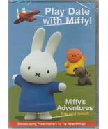 Play Date With Miffy! Miffy's Adventures Big and Small DVD NEW Sealed - $7.91