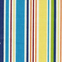 Longaberger Spring  Basket Liner ~ Sunny Day Stripe ~ Over the Edge - $18.57