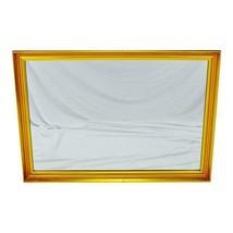 Vintage Bassett Furniture Gilt Framed Wall Mirror  - $495.00