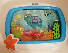 Baby Einstein Sea Dreams Soother Aquarium Light Sound Sleep Machine Fish... - $27.16